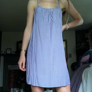 Sleeveless UO Racerback dress